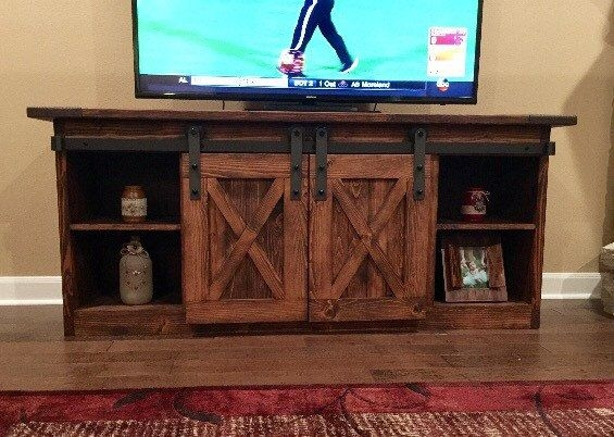 Awesome Elite Rustic TV Stands Pertaining To Best 20 Tv Stand On Wheels Ideas On Pinterest Tv Storage Tv (Image 4 of 50)