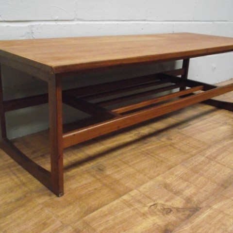 Awesome Elite Sixties Coffee Tables Intended For 60s Coffee Table Uniq Furniture (Image 5 of 39)