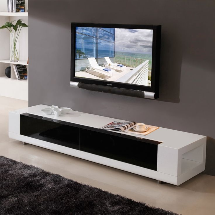 Awesome Elite White Gloss TV Stands With Drawers Throughout 12 Best Tv Stand Images On Pinterest Entertainment Home And (Image 2 of 50)