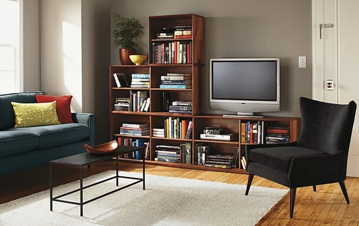Awesome Famous Bookshelf And TV Stands In Tv Stands 2017 Stunning Design Bookshelf And Tv Stand Gallery Tv (Image 2 of 50)