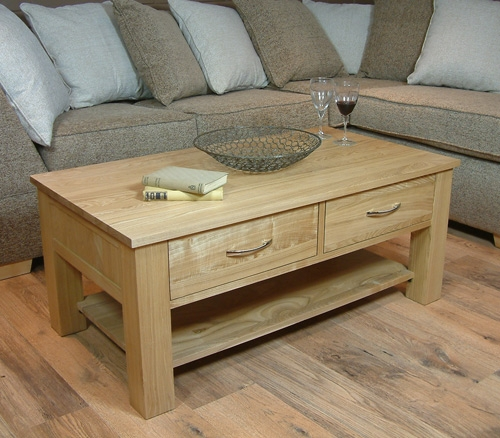 Awesome Famous Cheap Oak Coffee Tables Within Solid Oak Coffee Table Luxury As Coffee Table Sets And Cheap (View 6 of 50)