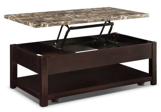 Awesome Famous Coffee Table With Raised Top With Small Coffee Table Coffee Table (Image 4 of 50)