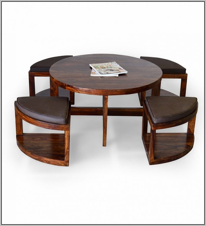 Top 50 Coffee Tables With Nesting Stools Coffee Table Ideas