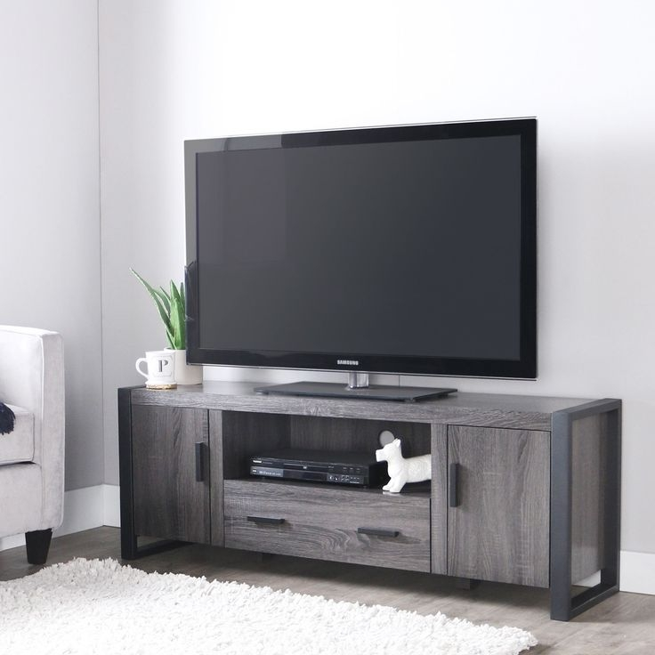 Awesome Famous Corner TV Stands For 60 Inch TV Regarding Best 25 65 Tv Stand Ideas On Pinterest Dresser Tv Stand Red Tv (Photo 28 of 50)