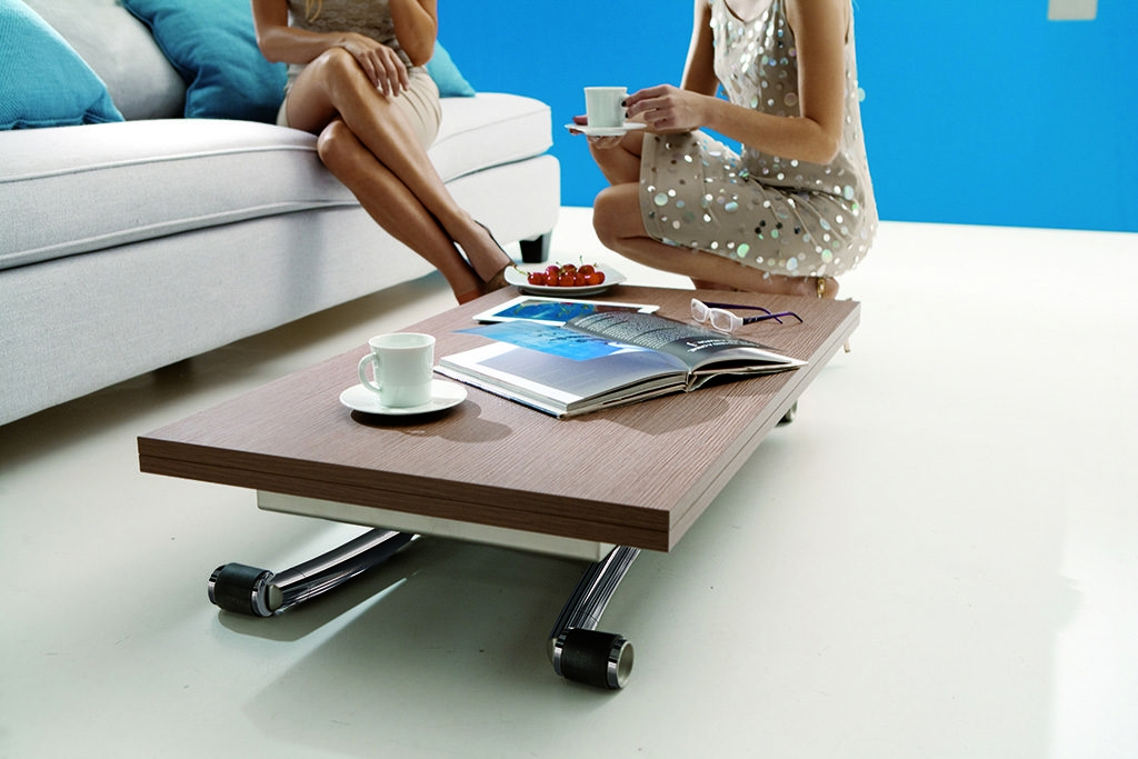 Awesome Famous Desk Coffee Tables Throughout Living Room Top Coffetabledesk With Regard To Coffee Table Desk (Image 5 of 50)