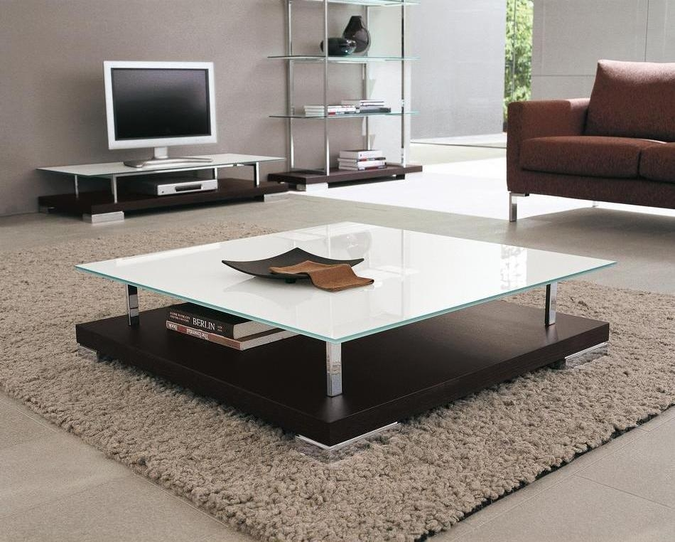 Awesome Famous Low Square Wooden Coffee Tables With Regard To Low Coffee Table Low Coffee Table With Shelf Std 600 X (Image 6 of 50)