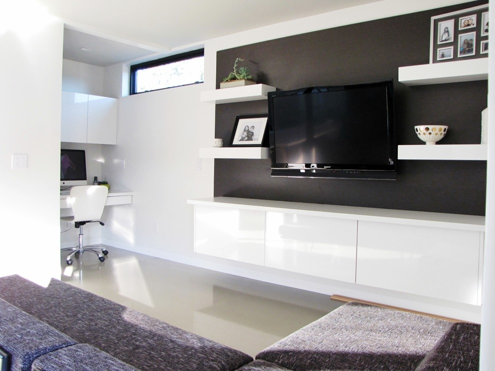 Awesome Famous Modern TV Stands With Mount In Contemporary Tv Cabinets For Flat Screens Roselawnlutheran (Image 5 of 50)
