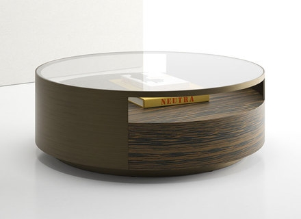 Awesome Famous Round Coffee Tables With Storages With Storage Coffee Table Round Jerichomafjarproject (Image 4 of 50)