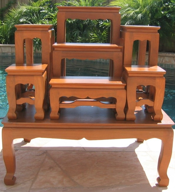 Awesome Fashionable Buddha Coffee Tables For Hand Carved Coffee Tables Opium Legs Tables End Tables Buddhist (View 28 of 50)