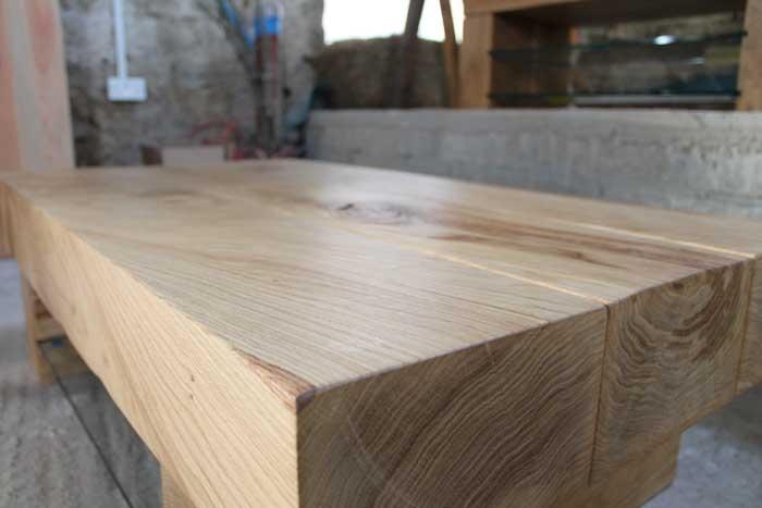 Awesome Fashionable Chunky Wood Coffee Tables For Chunky Wood Tables Tarzantablescouk (Image 6 of 50)