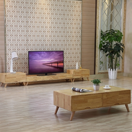 Awesome Fashionable TV Stands Coffee Table Sets Throughout Online Get Cheap Wooden Tv Tables Aliexpress Alibaba Group (Image 6 of 50)