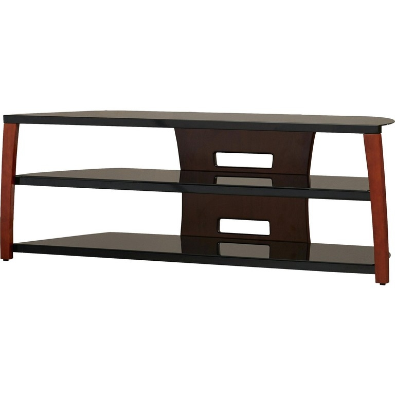 Awesome Fashionable Wooden TV Stands For 55 Inch Flat Screen Regarding Panasonic Flat Screen Tv Stand (Image 4 of 50)