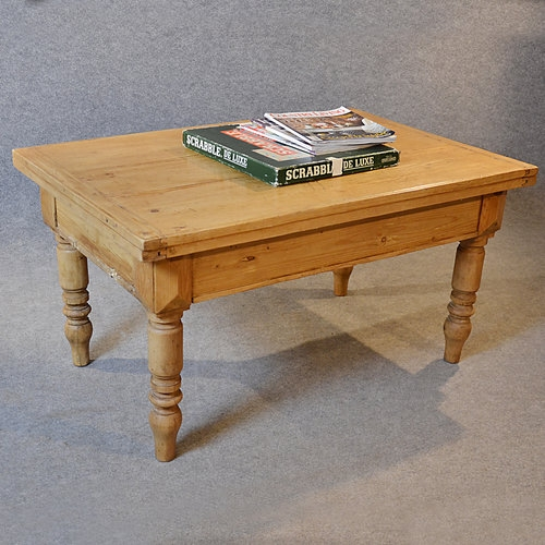 Awesome Favorite Antique Pine Coffee Tables In Antique Coffee Table Victorian Pine Low Sofa Antiques Atlas (Image 4 of 50)