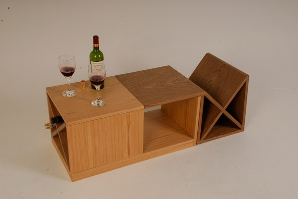 Awesome Favorite Bordeaux Coffee Tables Intended For Bordeaux Multipurpose Coffee Table Klaus Westphalen (Image 7 of 50)