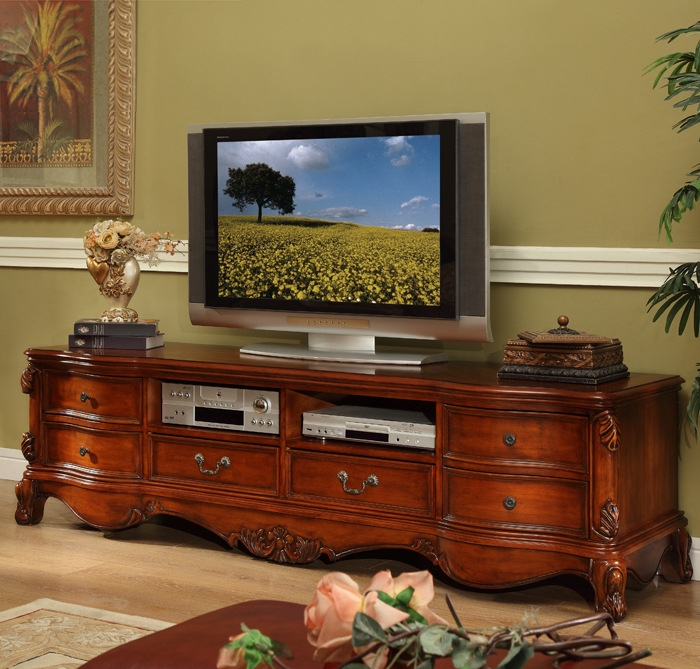 Awesome Favorite Country Style TV Cabinets Intended For Tv Closet Furniture 2 Roselawnlutheran (Image 7 of 50)
