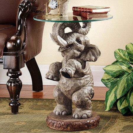 Awesome Favorite Elephant Coffee Tables With Glass Top Throughout 8 Best Living Room Images On Pinterest (Image 5 of 40)