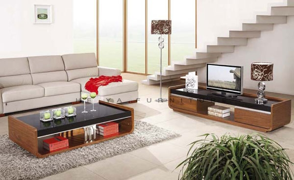 Awesome Favorite Matching Tv Unit And Coffee Tables With Regard To Tv Stand With Showcase Designs For Living Room (Image 8 of 40)