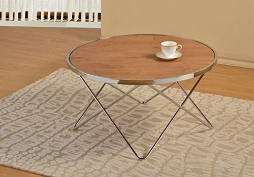 Awesome Favorite Round Beech Coffee Tables Throughout Round Coffee Table Amazon (Image 11 of 50)