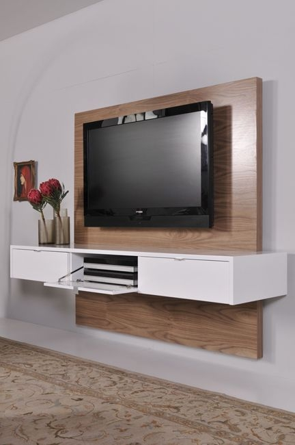 Awesome Favorite Trendy TV Stands Inside Best 25 Floating Tv Unit Ideas On Pinterest Floating Tv Stand (View 35 of 50)