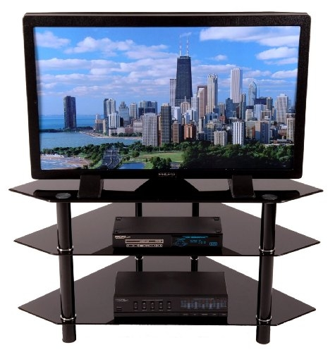 Awesome High Quality Compact Corner TV Stands In Cheap Glass Tv Corner Stand Find Glass Tv Corner Stand Deals On (Image 9 of 50)