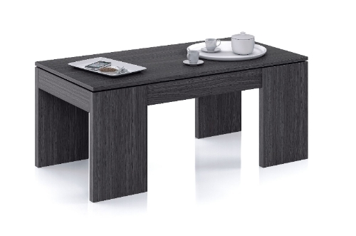 Awesome High Quality Grey Coffee Tables Within Flower Lift Up Oak Grey Coffee Table Amos Mann Furniture (View 19 of 50)