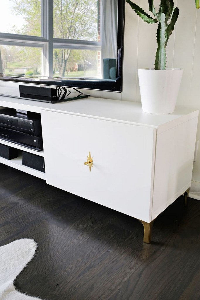 Awesome High Quality Maple TV Stands For Flat Screens Throughout Maple Tv Stands (Image 5 of 50)