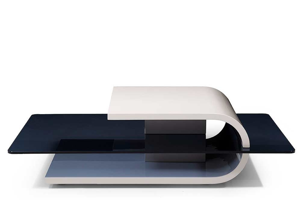 Awesome High Quality Modern Glass Coffee Tables  Intended For Contemporary Coffee Tables San Francisco (Image 7 of 50)