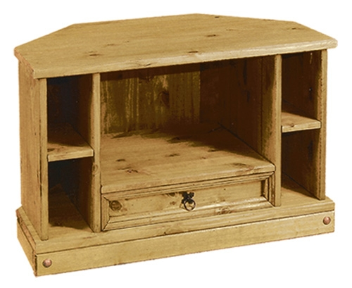 Awesome High Quality Pine Corner TV Stands Regarding Corona Tv Stand Living Room Furniture Solid Wood Mexican Pine (Image 5 of 50)