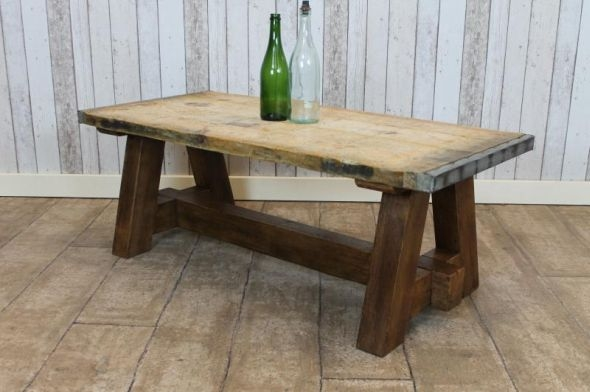 Awesome High Quality Rustic Style Coffee Tables For Rustic Farmhouse Coffee Table (View 30 of 50)