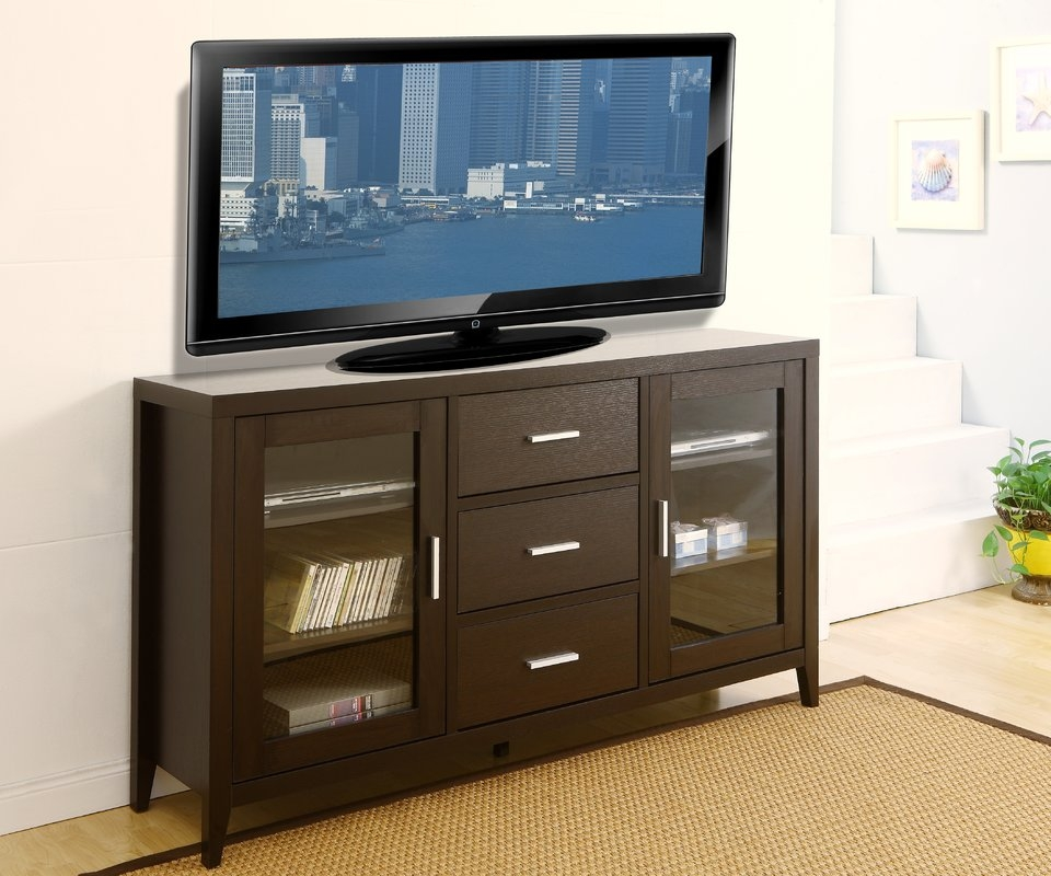 Awesome High Quality Sideboard TV Stands Pertaining To Latitude Run Kelly Sideboard And Tv Stand Reviews Wayfair (Image 9 of 50)