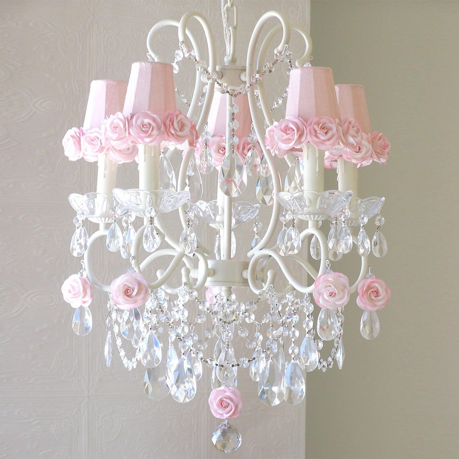 Awesome Lamp Shades For Chandeliers Chandelier From The Elegant In Lampshades For Chandeliers (View 13 of 25)