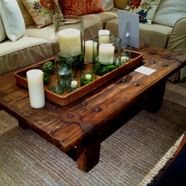 50 Best Ideas Antique Glass Pottery Barn Coffee Tables