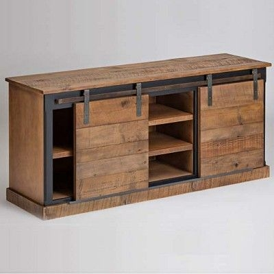 Awesome Latest Rustic Wood TV Cabinets Within Best 25 Media Stands Ideas On Pinterest Tv Console Tables (View 17 of 50)