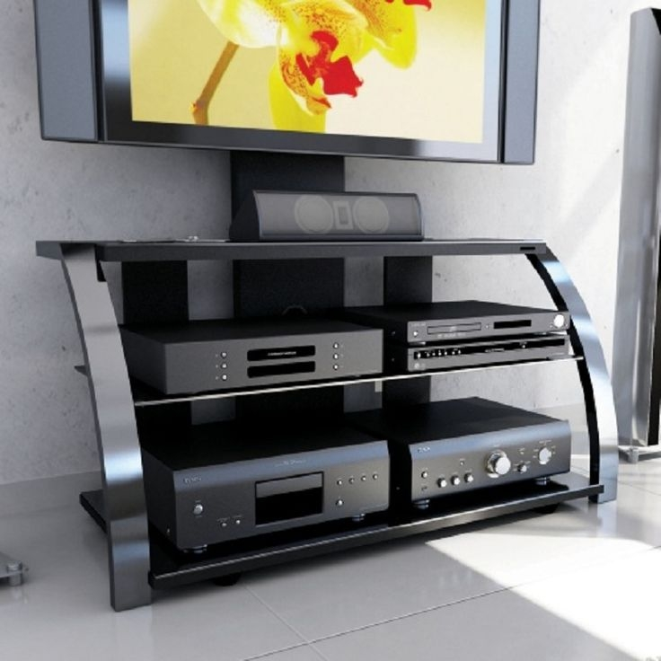 Awesome Latest Sleek TV Stands With 26 Best Entertainment Center Images On Pinterest Wall Ideas (Image 7 of 50)