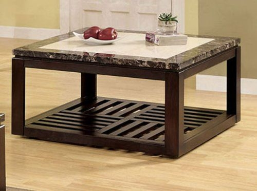 Awesome Latest Square Dark Wood Coffee Tables With 181 Best Square Coffee Tables Images On Pinterest Square Coffee (Image 4 of 50)