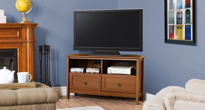 Awesome Latest TV Stands For Small Rooms In Editors Picks Small Space Tv Stands Wayfair (View 37 of 50)
