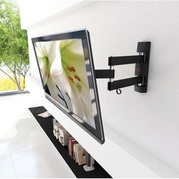 Awesome Latest Wall Mount Adjustable TV Stands With Regard To Best Tv Mounting Stands Products On Wanelo (Image 8 of 50)