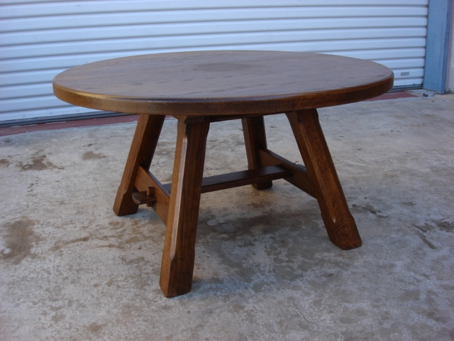 Awesome New Antique Rustic Coffee Tables Pertaining To Antique Rustic Coffee Table Round Antique Table Antique Furniture (Image 8 of 50)