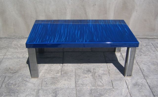 Awesome New Blue Coffee Tables In Blue Coffee Table (Image 9 of 50)