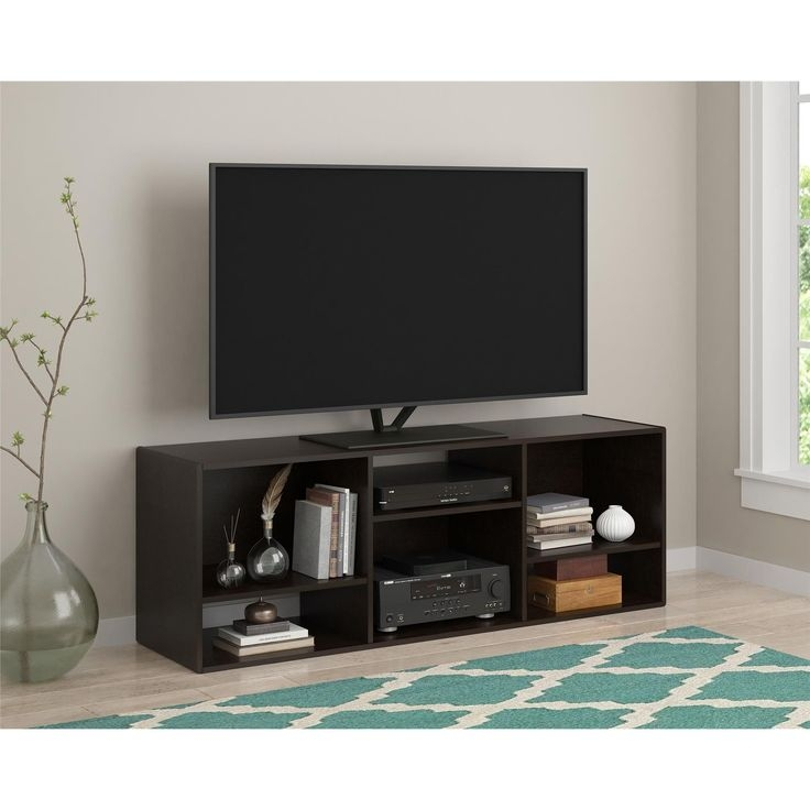 Awesome New Corner TV Stands For 55 Inch TV With Tv Stands Black Tv Stands For 55 Inch Flat Screen Ideas (Image 7 of 50)