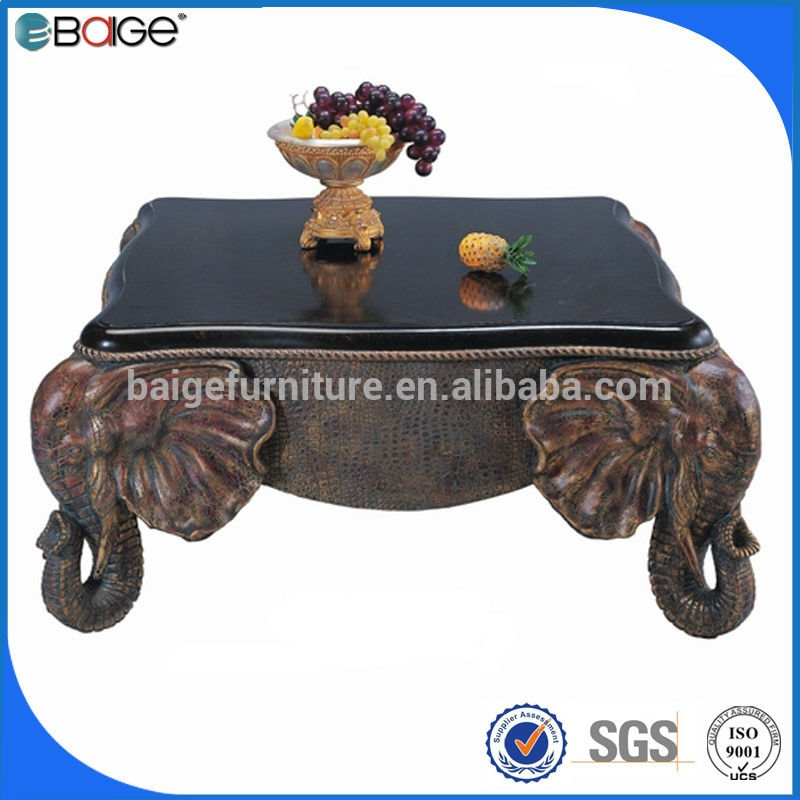 Awesome New Elephant Glass Coffee Tables Regarding C 3350 Round Coffee Table With Stools Glass Elephant Coffee Table (Image 6 of 40)