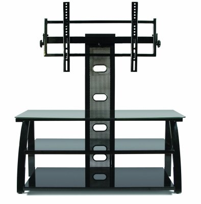 Awesome New Glass Front TV Stands Throughout Tvstands Top 7 Most Popular 55 Inch Glass Tv Stands Tv Stands (Image 5 of 50)
