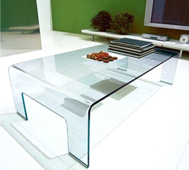 Awesome New Large Glass Coffee Tables For Coffee Table Large Glass Coffee Table All With Books Above Tv (Image 4 of 50)
