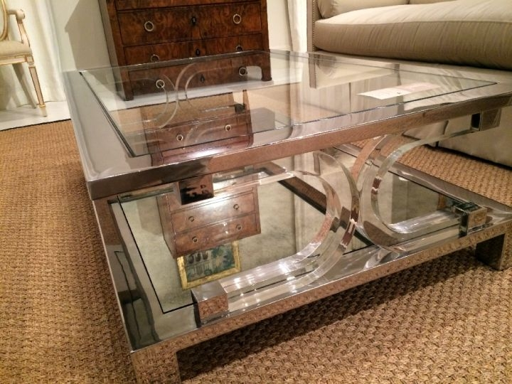 Awesome New Large Square Coffee Tables With Regard To Fabulous Large Square Wood Coffee Table (Image 11 of 50)