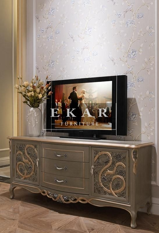 Awesome New Luxury TV Stands With Tv Stand Ekarfurnitures (Image 6 of 50)