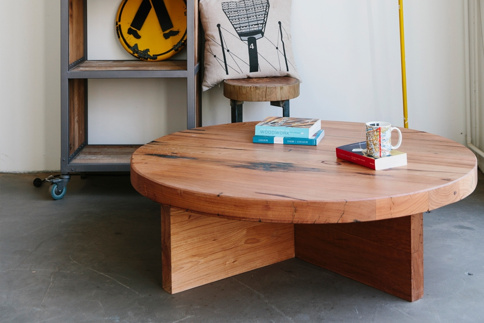 Awesome New Round Oak Coffee Tables Throughout Decorating Oak Coffee Table Home Furniture And Decor (Image 9 of 40)