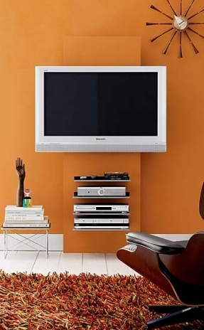 Awesome New TV Stands With Back Panel With Regard To Tv Stand With Back Panel Foter (Image 8 of 50)