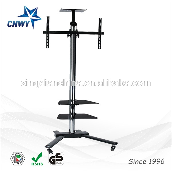 Awesome New Upright TV Stands Inside Wholesale Tv Stands With Wheels Online Buy Best Tv Stands With (Image 5 of 50)
