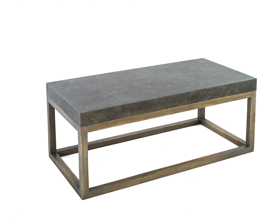 Awesome New Verona Coffee Tables For Verona Coffee Table Pgrigio Gray Stone Sarreid Ltd Portal (View 12 of 50)