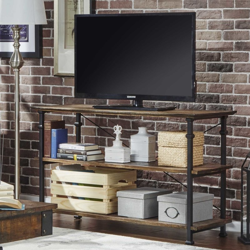 Awesome Popular Comet TV Stands In Mercury Row Zona 50 Tv Stand Reviews Wayfair (Image 4 of 50)
